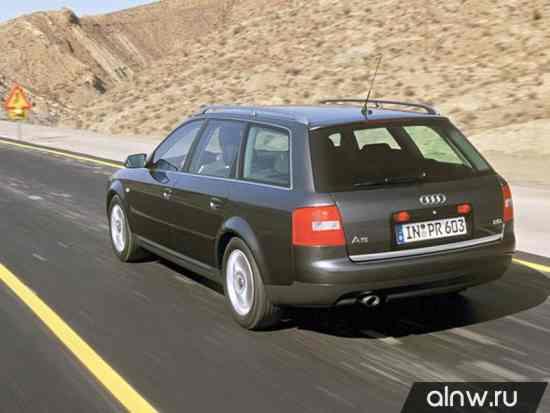 Программа диагностики Audi A6 II (C5) Рестайлинг Универсал 5 дв.