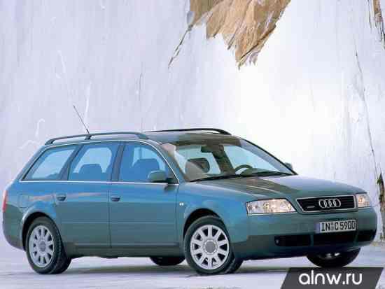 Audi A6 II (C5) Универсал 5 дв.