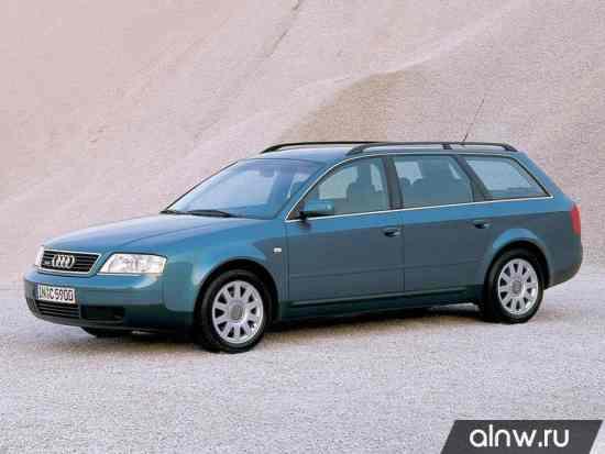 Инструкция по эксплуатации Audi A6 II (C5) Универсал 5 дв.