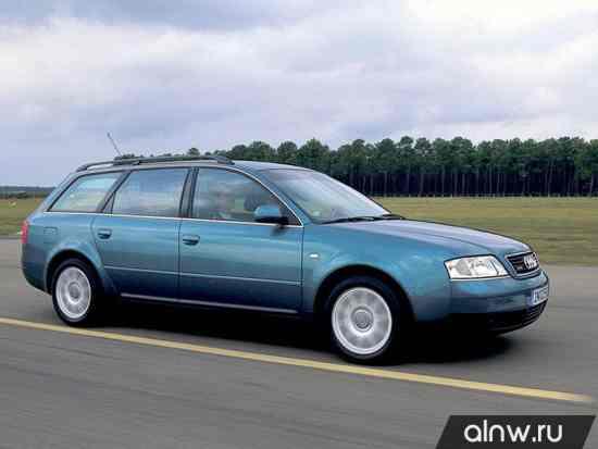Каталог запасных частей Audi A6 II (C5) Универсал 5 дв.