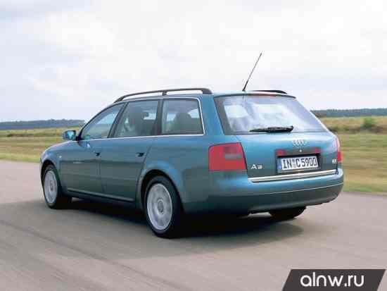 Программа диагностики Audi A6 II (C5) Универсал 5 дв.