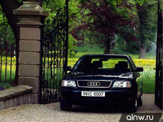 Руководство по ремонту Audi A6 I (C4) Седан