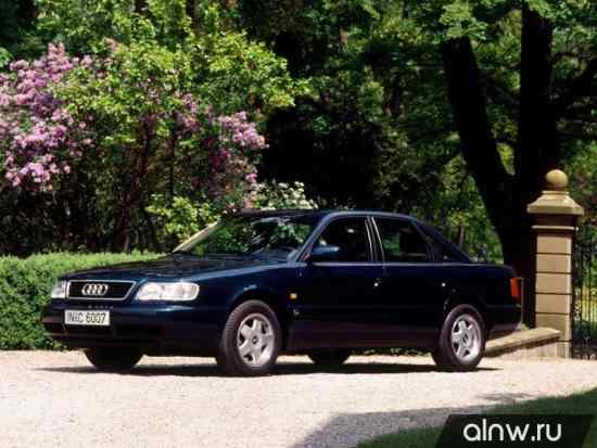 Инструкция по эксплуатации Audi A6 I (C4) Седан