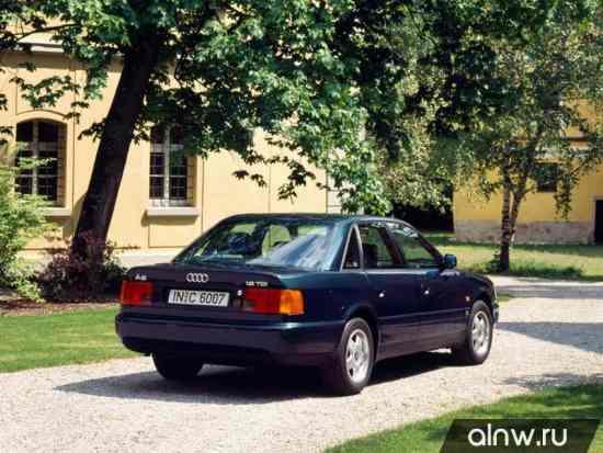 Каталог запасных частей Audi A6 I (C4) Седан
