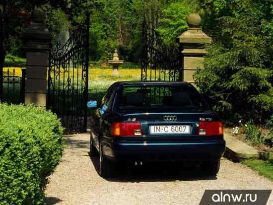 Программа диагностики Audi A6 I (C4) Седан