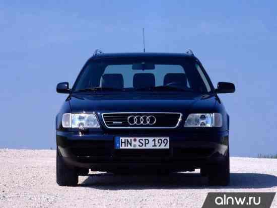 Руководство по ремонту Audi A6 I (C4) Универсал 5 дв.
