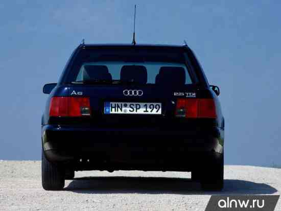 Инструкция по эксплуатации Audi A6 I (C4) Универсал 5 дв.