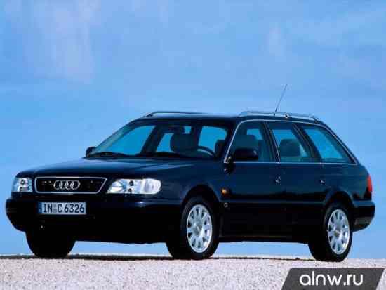 Каталог запасных частей Audi A6 I (C4) Универсал 5 дв.