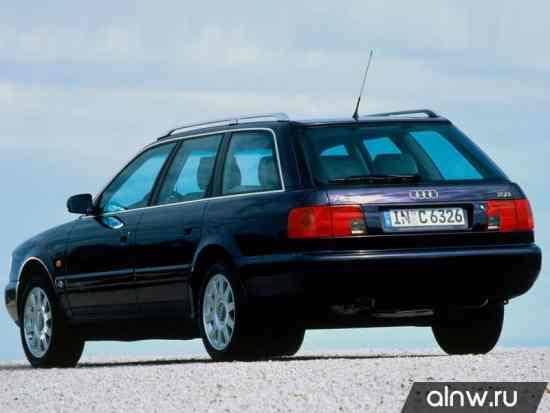 Программа диагностики Audi A6 I (C4) Универсал 5 дв.
