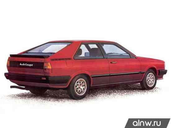Инструкция по эксплуатации Audi Coupe I (B2) Купе
