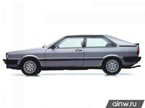 Каталог запасных частей Audi Coupe I (B2) Купе