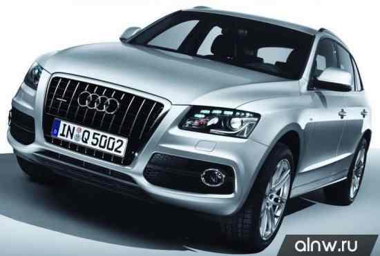 Руководство по ремонту Audi Q5 I Внедорожник 5 дв.