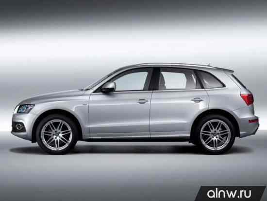 Инструкция по эксплуатации Audi Q5 I Внедорожник 5 дв.