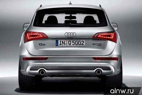 Программа диагностики Audi Q5 I Внедорожник 5 дв.