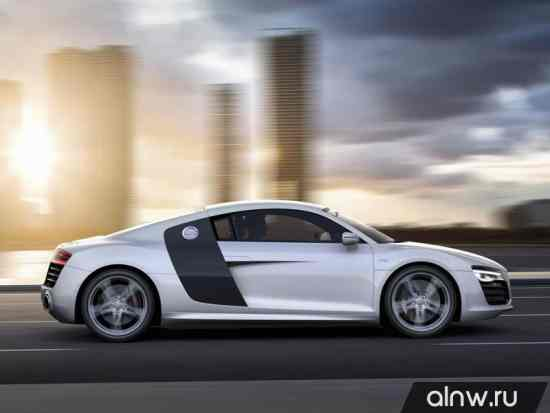 Каталог запасных частей Audi R8 I Рестайлинг Купе