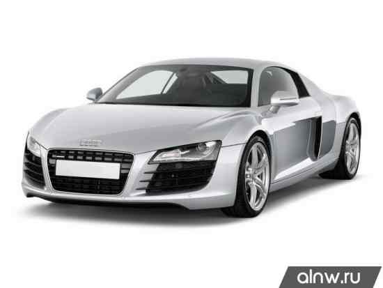 Руководство по ремонту Audi R8 I Купе