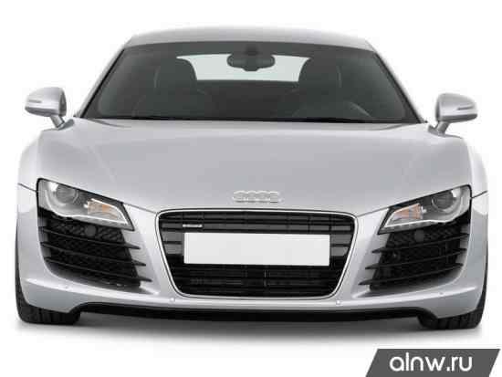 Инструкция по эксплуатации Audi R8 I Купе