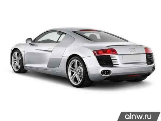 Каталог запасных частей Audi R8 I Купе