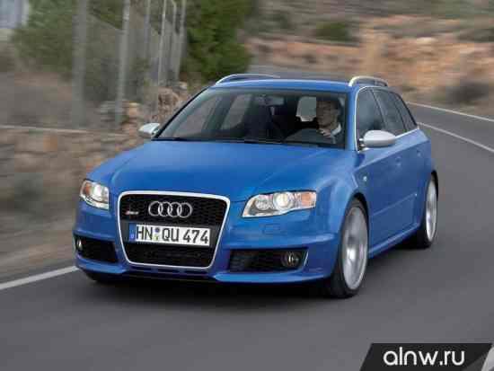 Audi RS4 II (B7) Универсал 5 дв.