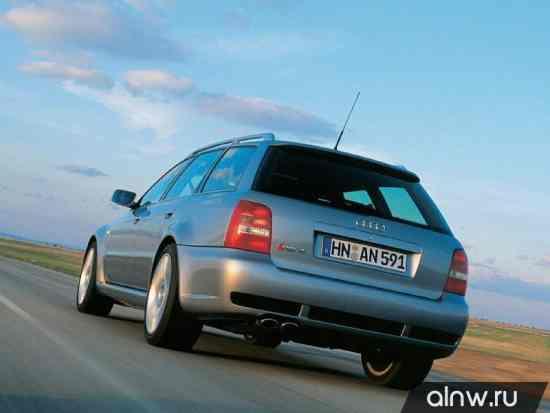 Инструкция по эксплуатации Audi RS4 I (B5) Универсал 5 дв.