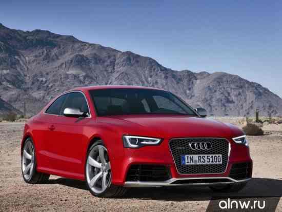 Каталог запасных частей Audi RS5  Купе