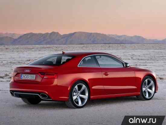 Программа диагностики Audi RS5  Купе