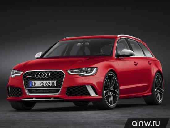 Audi RS6 III (C7) Универсал 5 дв.