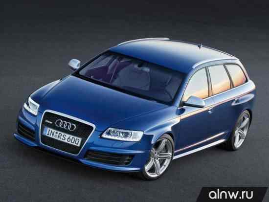 Audi RS6 II (C6) Универсал 5 дв.