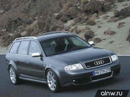 Руководство по ремонту Audi RS6 I (C5) Универсал 5 дв.