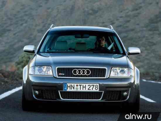 Инструкция по эксплуатации Audi RS6 I (C5) Универсал 5 дв.