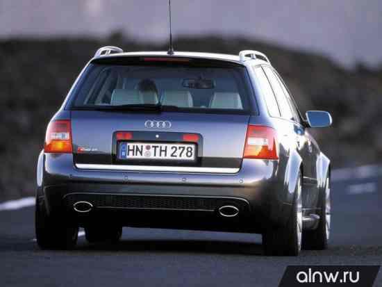 Каталог запасных частей Audi RS6 I (C5) Универсал 5 дв.