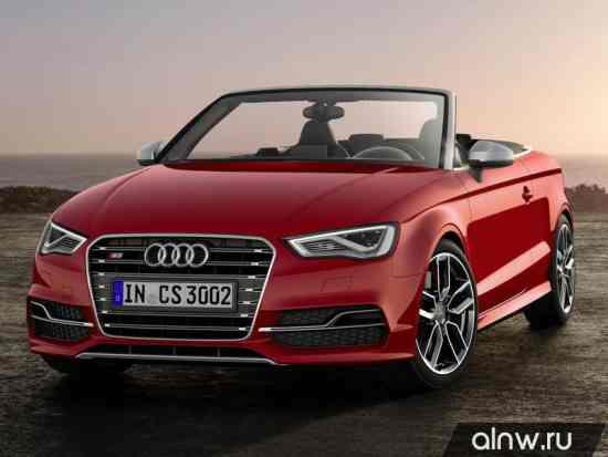 Audi S3 III (8V) Кабриолет