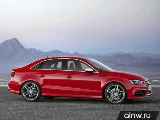 Программа диагностики Audi S3 III (8V) Седан