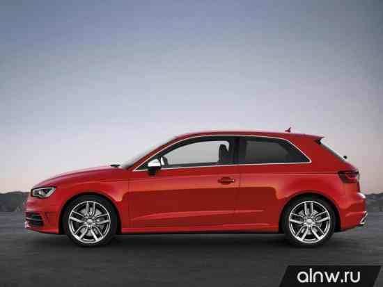 Программа диагностики Audi S3 III (8V) Хэтчбек 3 дв.