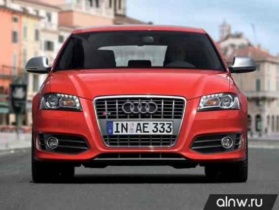 Каталог запасных частей Audi S3 II (8P) Хэтчбек 3 дв.