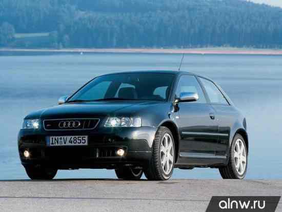 Audi S3 I (8L) Хэтчбек 3 дв.