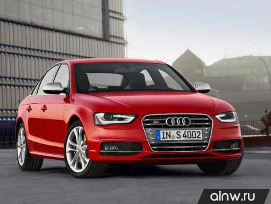 Audi S4 IV (B8) Рестайлинг Седан