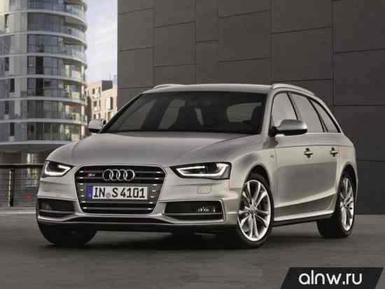 Руководство по ремонту Audi S4 IV (B8) Рестайлинг Универсал 5 дв.