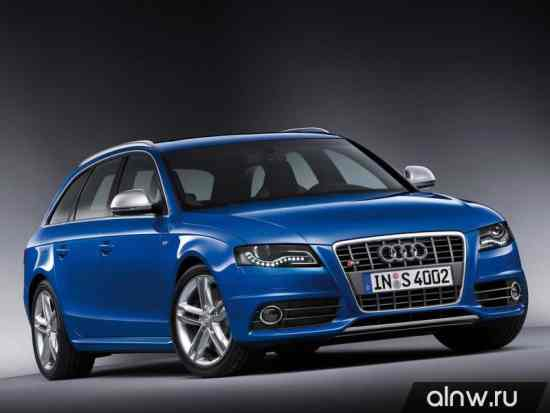 Руководство по ремонту Audi S4 IV (B8) Универсал 5 дв.