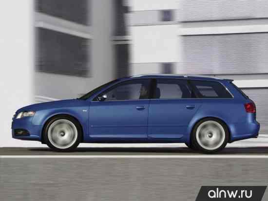 Инструкция по эксплуатации Audi S4 III (B7) Универсал 5 дв.