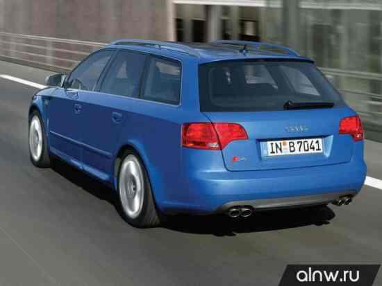 Каталог запасных частей Audi S4 III (B7) Универсал 5 дв.