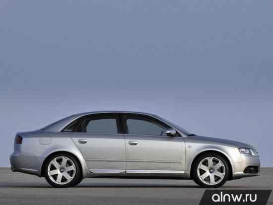 Программа диагностики Audi S4 III (B7) Седан