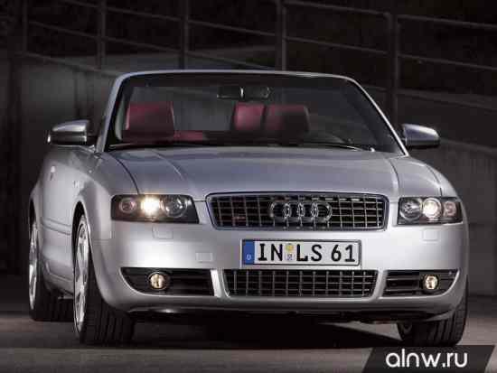 Инструкция по эксплуатации Audi S4 II (B6) Кабриолет