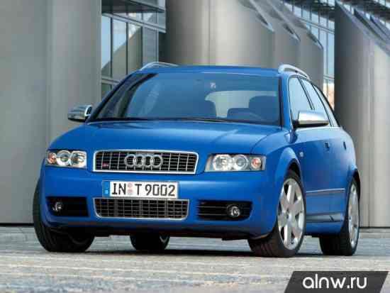 Audi S4 II (B6) Универсал 5 дв.