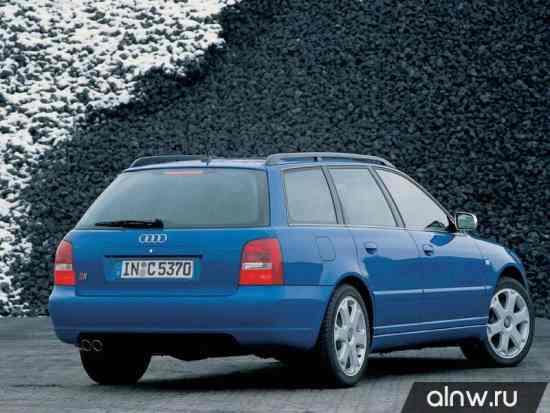 Инструкция по эксплуатации Audi S4 I (B5) Универсал 5 дв.