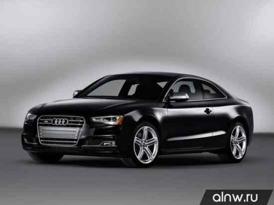 Руководство по ремонту Audi S5 I Рестайлинг Купе