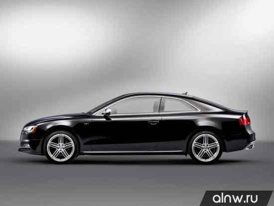 Инструкция по эксплуатации Audi S5 I Рестайлинг Купе
