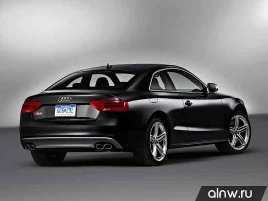 Каталог запасных частей Audi S5 I Рестайлинг Купе