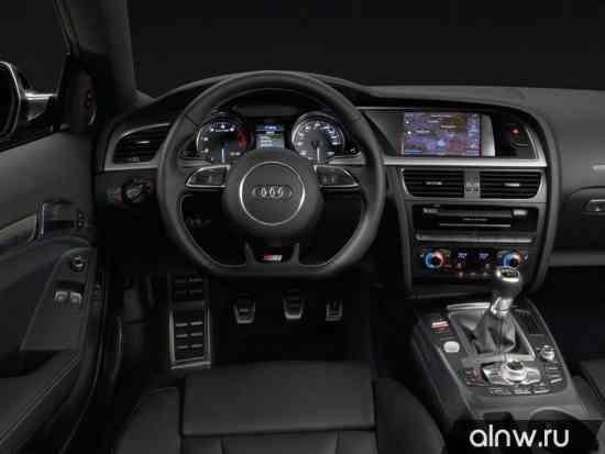 Программа диагностики Audi S5 I Рестайлинг Купе