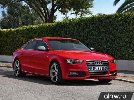 Audi S5 I Рестайлинг Лифтбек